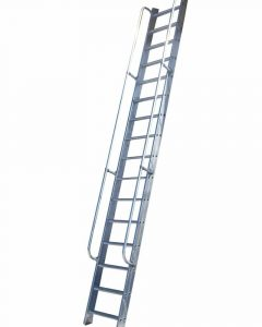 Aluminum Ladders Metallic Ladder Manufacturing Corp