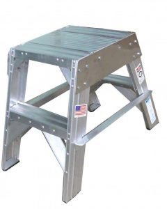 Heavy Duty Aluminum Work Stands